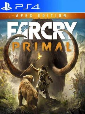 FAR CRY PRIMAL - APEX EDITION Ps4 Primaria