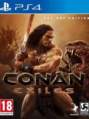 Conan Exiles Ps4 Primaria