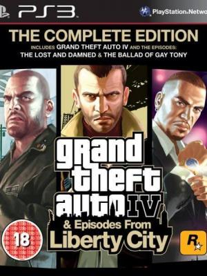 GTA IV: The Complete Edition PS3