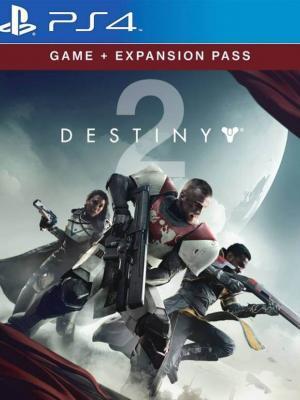 Destiny 2 - Game mas Expansion Pass Bundle
