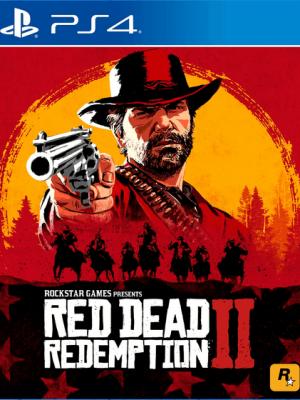Red Dead Redemption 2 PS4 PRIMARIA