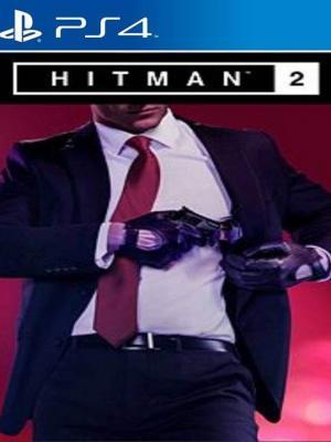 Hitman 2 PS4 PRIMARIA PRE ORDEN