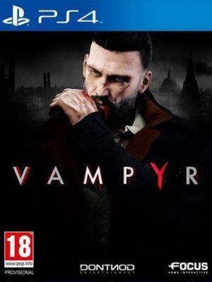 VAMPYR PS4 PRIMARIA