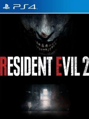 RESIDENT EVIL 2 PS4 PRE ORDEN