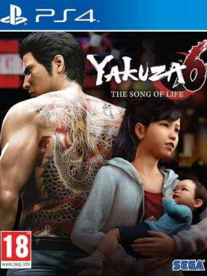 Yakuza 6: The Song of Life PS4 PRIMARIA