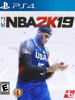 NBA 2K19 PRE ORDEN PS4 PRIMARIA