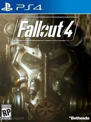 Fallout 4 ESPAÑOL PS4 PRIMARIA
