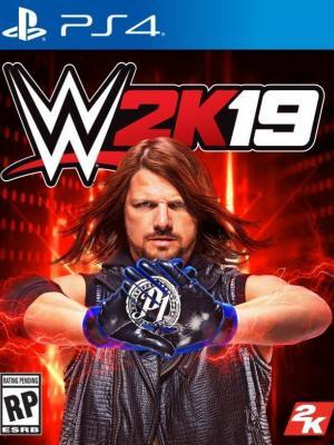 WWE 2K19 PS4 PRE ORDEN