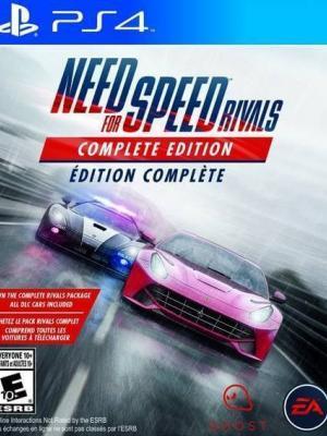 Need for Speed Rivals: Edición Completa Ps4