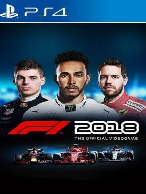 F1 2018 PS4 PRIMARIA