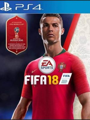 FIFA 18 AUDIO LATINO PS4