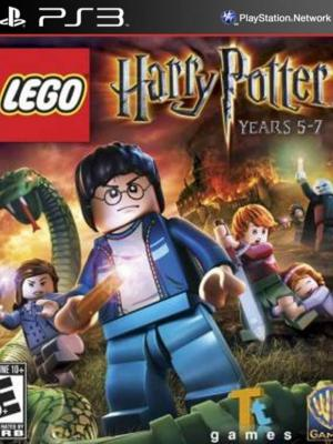 LEGO Harry Potter: Years 5-7 PS3