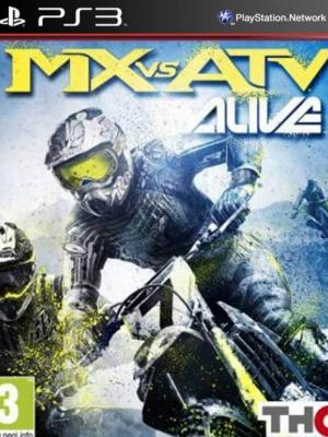 MX VS ATV: ALIVE PS3
