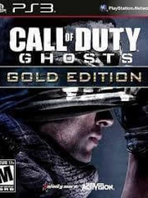 Call of Duty Ghosts Gold Edition Ps3