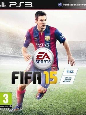 FIFA 15 PS3 Incluye Pase En Linea