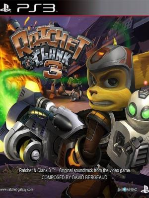 Ratchet & Clank 3 PS3