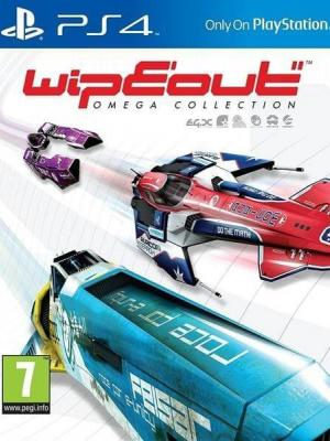 WipEout Omega Collection PS4 PRIMARIA