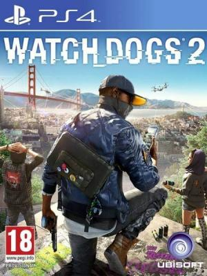Watch Dogs 2 PS4 PRIMARIA