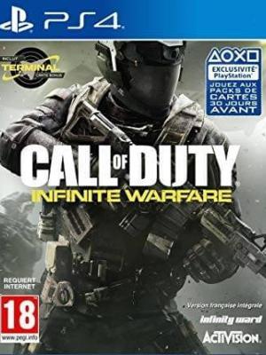 Call of Duty Infinite Warfare Ps4 en Español PRIMARIA