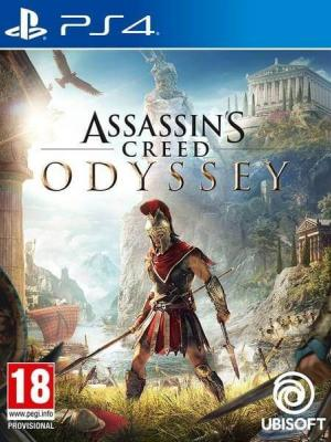 Assassin's Creed Odyssey PS4 PRIMARIA