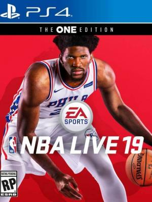 NBA LIVE 19 PS4 PRIMARIA