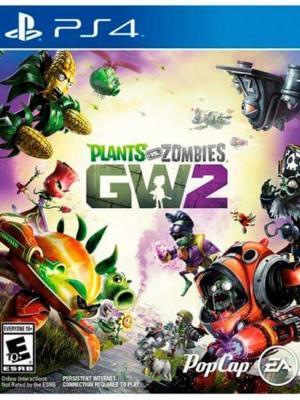 Plants vs Zombies Garden Warfare 2 Standard Edition PS4  PRIMARIA