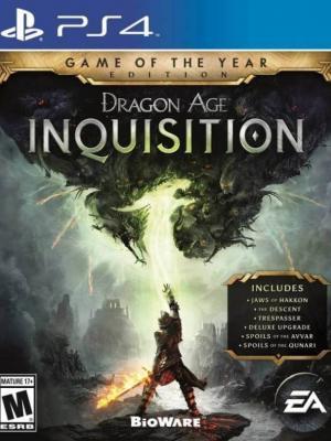 Dragon Age: Inquisition - Edición Juego del año PS4 PRIMARIA