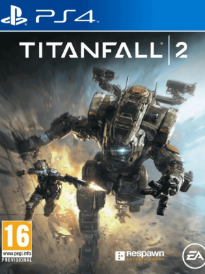 Titanfall 2 Standard Edition PS4 PRIMARIA