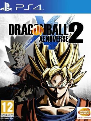 DRAGON BALL XENOVERSE 2 PS4 PRIMARIA