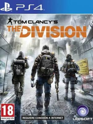 TOM CLANCY'S THE DIVISION PS4 PRIMARIA