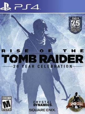Rise of the Tomb Raider: 20 Year Celebration PS4 PRIMARIA