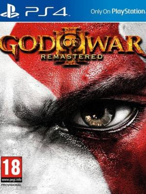 God of War III Remastered PS4 Primaria