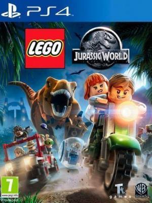 LEGO Jurassic World PS4 PRIMARIA