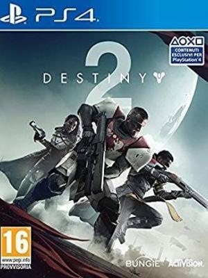 Destiny 2 PS4 Primaria