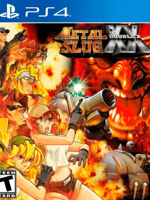 METAL SLUG XX PS4