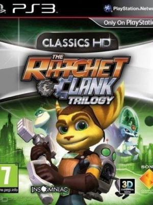 3 juegos en 1 Ratchet & Clank: Collection PS3