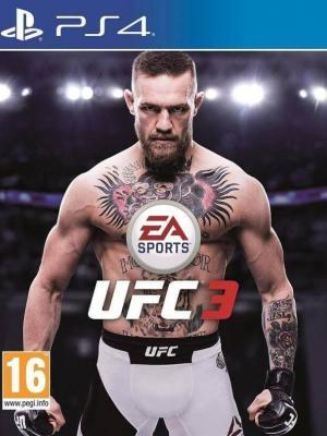 EA SPORTS UFC 3 Standard Edition  PS4 PRIMARIA