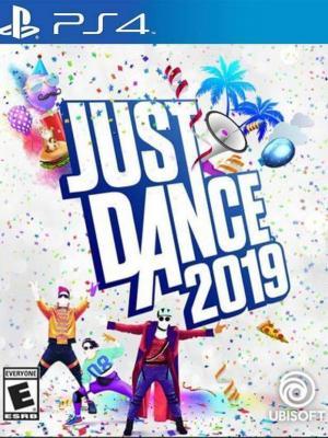 JUST DANCE 2019 PS4  PRIMARIA