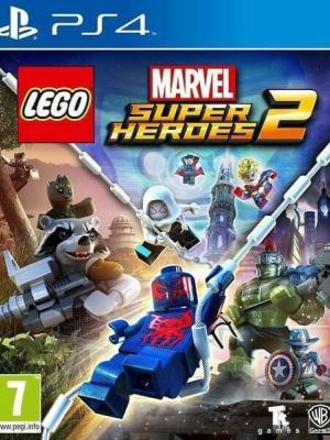 LEGO Marvel Super Heroes 2 Ps4  PRIMARIA