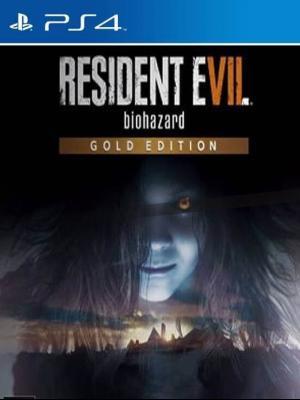 RESIDENT EVIL 7 biohazard Gold Edition PS4 PRIMARIA