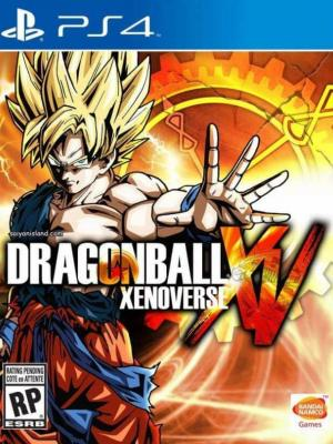 DRAGON BALL XENOVERSE PS4 PRIMARIA