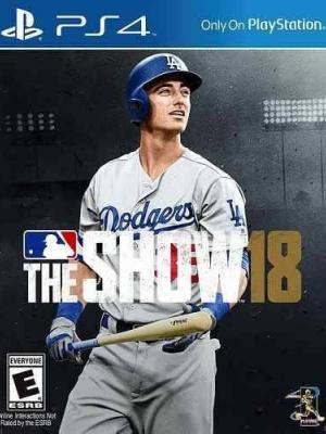 MLB The Show 18  PS4 PRIMARIA