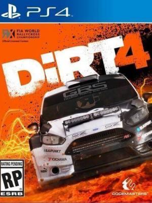 DiRT 4 PS4  PRIMARIA