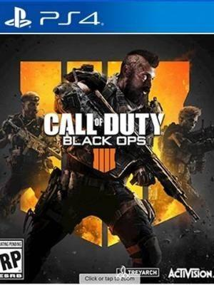Call of Duty Black Ops 4 PS4 PRIMARIA FULL ESPAÑOL