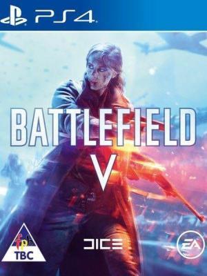 Battlefield V Standard Edition PS4 PRIMARIA