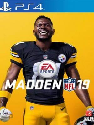 Madden NFL 19 PS4 PRIMARIA