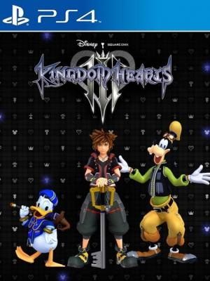 KINGDOM HEARTS III PS4 PRIMARIA