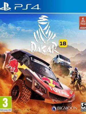 Dakar 18 Ps4 Primaria