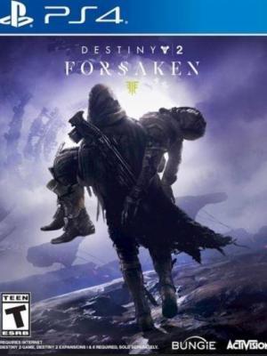 Destiny 2 Forsaken Legendary Ps4 Primaria