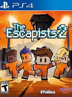 The Escapists 2 Ps4 Primaria